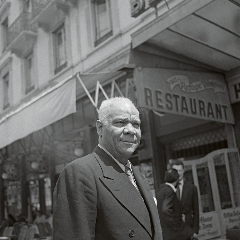 Sidney Bechet à Genève