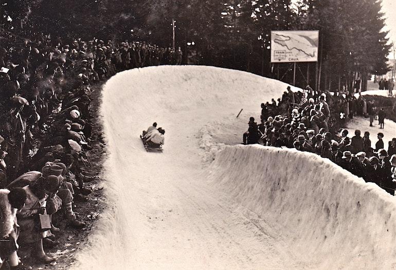 Championnat du monde 1930 à Caux