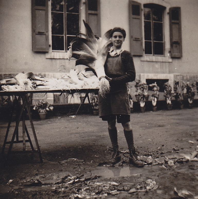 École d'horticulture - Châtelaine, Genève 1939