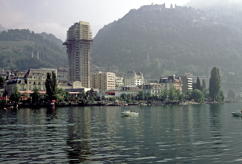 Montreux en 1968
