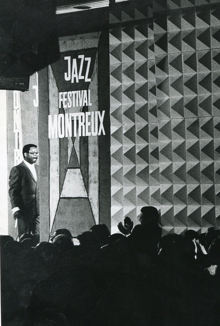 Quincy Jones à Montreux