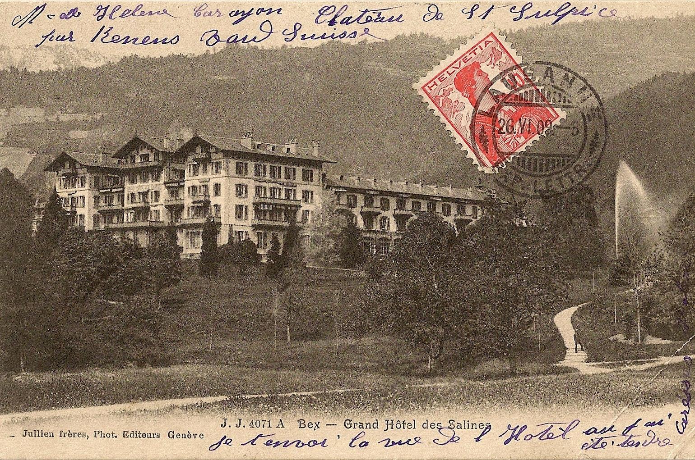 Un hôtel incendié en 1981