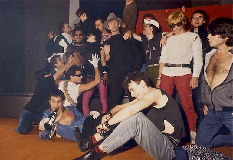 Equipe Couleur 3 /Genève (1982)