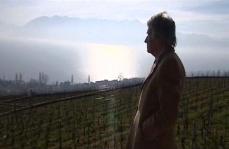 Franz Weber et le Lavaux