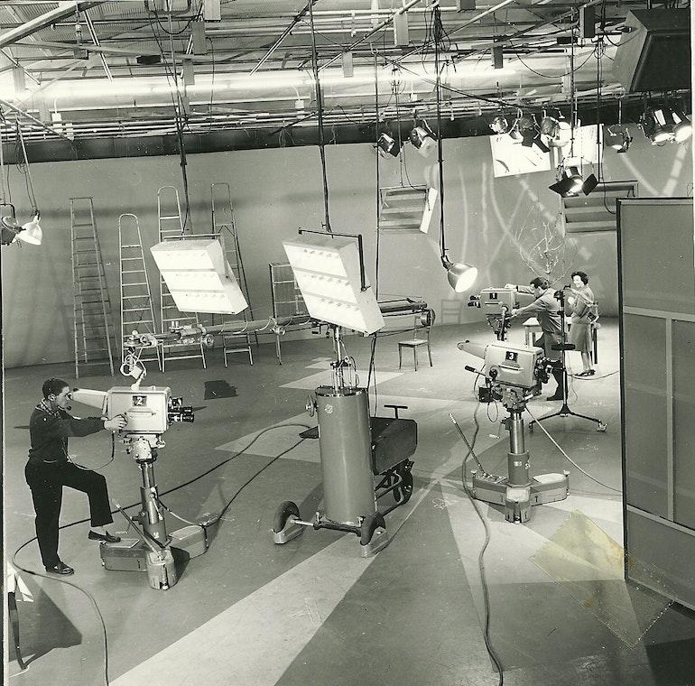 Le studio TSR