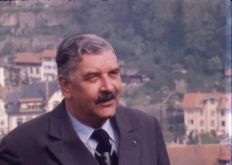 Marc Weber, député fribourgeois